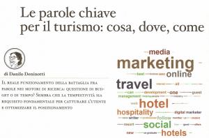 Intervista ad Alessandro Agostini: le parole chiave per il turismo
