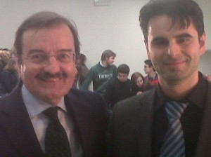 Enrico Valdani e Ale Agostini