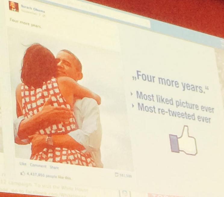 BeWizard 2015 la campagna di Obama sui social
