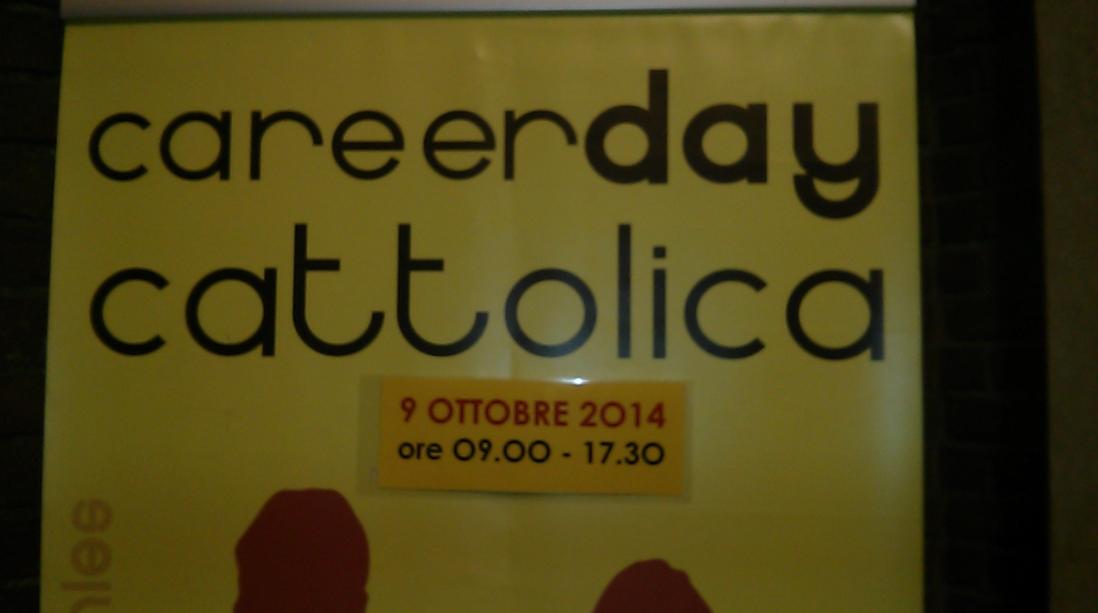 Formazione SEO nel Career Day in Cattolica