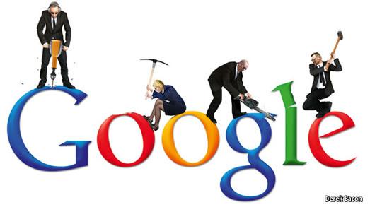 Google Fobia Germania