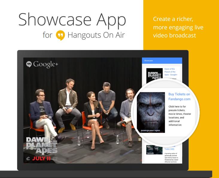 Showcase_Hangouts