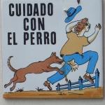 Attenzione Al Cane /Perro