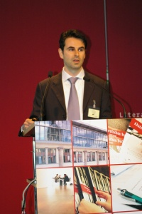 Ale Agostini at SIPA Munich 2011