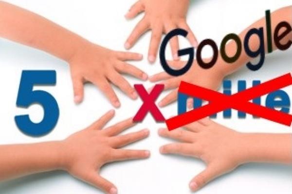 Beneficienza a Google Adwords