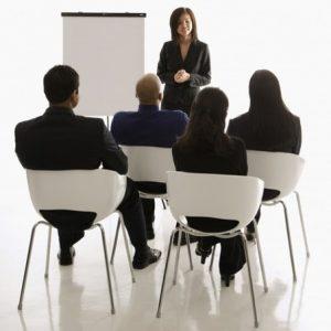 Condurre una presentazione