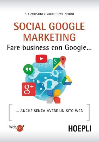 copertina social google marketing