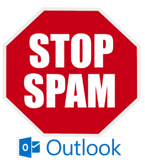 Eliminare lo Spam di Outlook