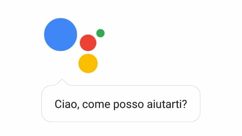 Vocal Search e Voice Search con Google Assistant