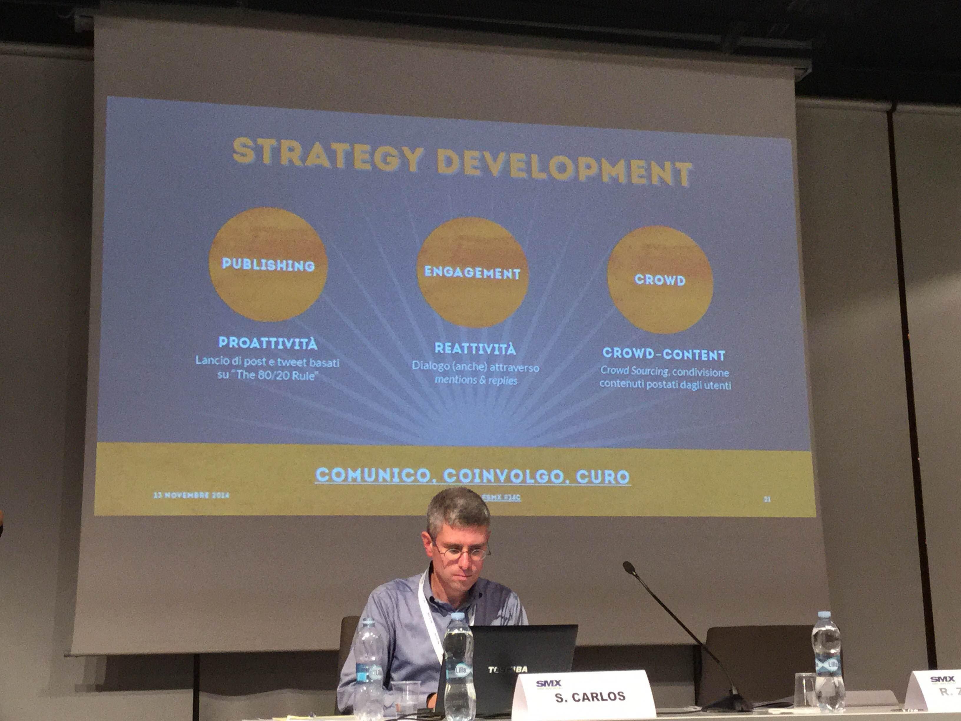 Zinzocchi-Strategy development